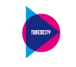 tuned city logo